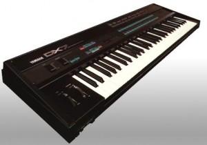 YamahaDX7