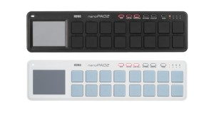 korg nanopad 2 on Korg Kronos