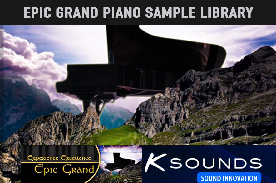 K-Sounds Releases Epic Grand for Korg Kronos and Kronos X - Kronoshaven