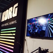 VIDEO: demo of the Kronos 2015 at Musikmesse