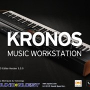 New Korg Kronos OS and editor update