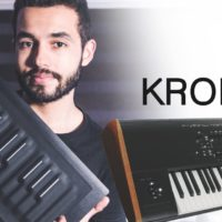 Connecting a Roli Seaboard Rise to Korg Kronos